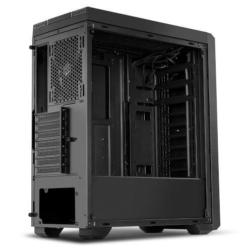 Caja Semitorre/Atx Nox Hummer Fusion S/Fuente Usb3.0 Rgb | Quonty.com | NXHUMMERFSN
