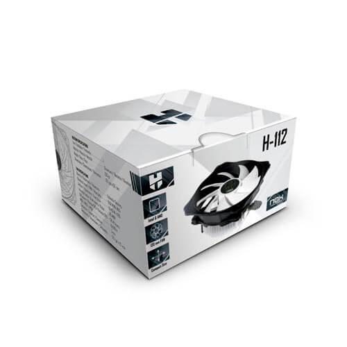 Refrigerador Cpu Nox Hummer H-112 Intel/Amd Lp | Quonty.com | NXHUMMERH112