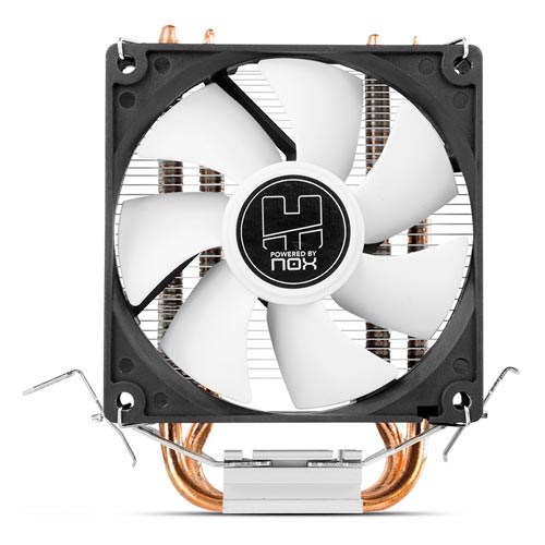 REFRIGERADOR CPU NOX HUMMER H-190 INTEL AMD   Quonty.com   NXHUMMERH190
