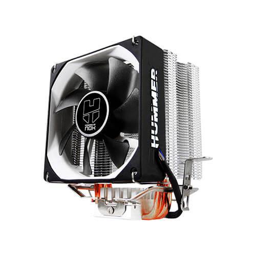 REFRIGERADOR CPU NOX HUMMER H-200 MULTISOCKET INTEL/AMD | Quonty.com | NXHUMMERH200