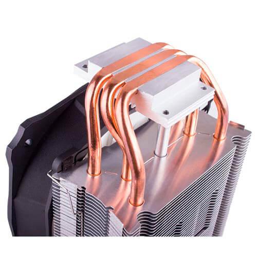 REFRIGERADOR CPU NOX HUMMER H-212 MULTISOCKET INTEL/AMD | Quonty.com | NXHUMMERH212