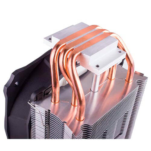 Refrigerador Cpu Nox Hummer H-212 Intel/Amd | Quonty.com | NXHUMMERH212