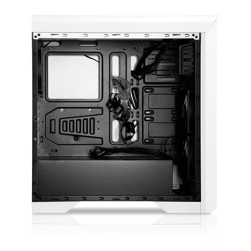 CAJA SEMITORRE/ATX NOX HUMMER ZX ZERO USB3.0 BLANCA | Quonty.com | NXHUMMERZXZ
