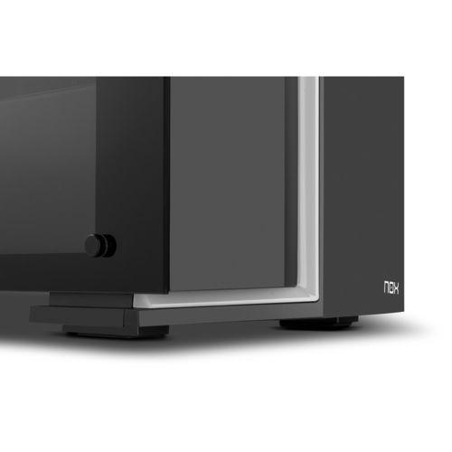 CAJA SEMITORRE/ATX NOX INFINITY NEON S/FUENTE USB3.0 RGB | Quonty.com | NXINFTYNEON