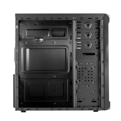 CAJA SEMITORRE/ATX NOX KORE USB3.0 METAL NEGRA | Quonty.com | NXKORE