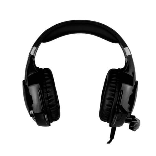 Auriculares C/Microfono Nox Krom Kyus 7.1 Usb Negro/Naranja   Quonty.com   NXKROMKYS