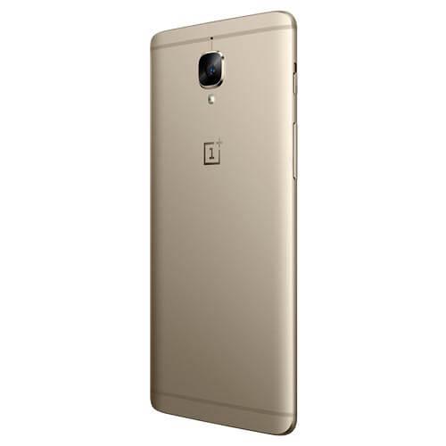 SMARTPHONE ONEPLUS 3T 5,5''FHD QUADCORE 6GB/64GB 4G 16/16MPX A7.0 DUALSIM BLANCO/ORO   Quonty.com   OP3TG