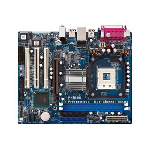 PLACA ASROCK P4I65G INTEL478 2DDR VGA SATA2 USB2.0 PARALELO MATX   Quonty.com   90-MXG2R0-A0UAYZ