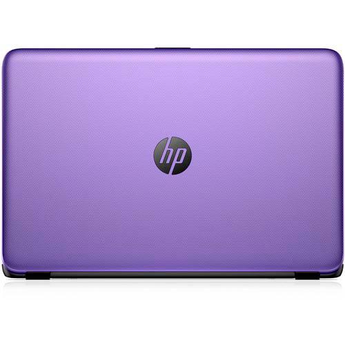 PORTATIL HP 15-AC115NS I3-5005U 15.6HD 8GB H500GB R5.M330.2GB WIFI.N DVD-RW W10 PURPURA | Quonty.com | P4J03EA