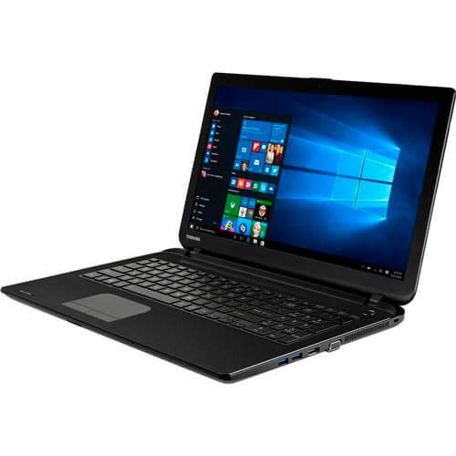PORTATIL TOSHIBA SAT C50D-B-157 A8-6410 15.6HD 4GB H1TB WIFI.N DWR W10 NEGRO | Quonty.com | PSCN4E-034022CE