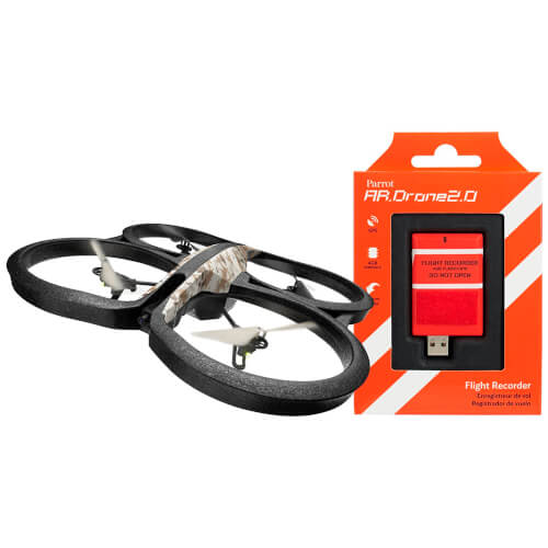 DRON PARROT 2.0 ELITE EDITION SAND CUADRICOPTERO HD720P WIFI.N | Quonty.com | PF721850BI