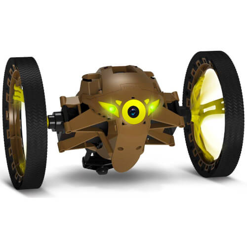 DRON PARROT JUMPING SUMO 50M GRAN ANGULAR WIFI.AC | Quonty.com | PF724002AA