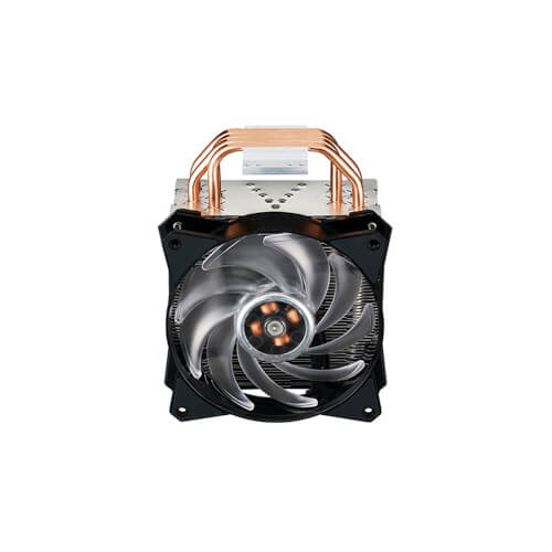 REFRIGERADOR CPU COOLER MASTER MA410P INTEL/AMD LED-RGB | Quonty.com | MAP-T4PN-220PC-R1