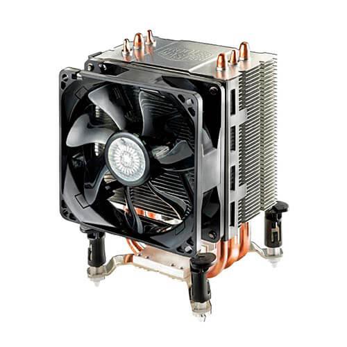 REFRIGERADOR CPU COOLER MASTER HYPER TX3 EVO - MULTISOCKET INTEL/AMD | Quonty.com | RR-TX3E-22PK-R1
