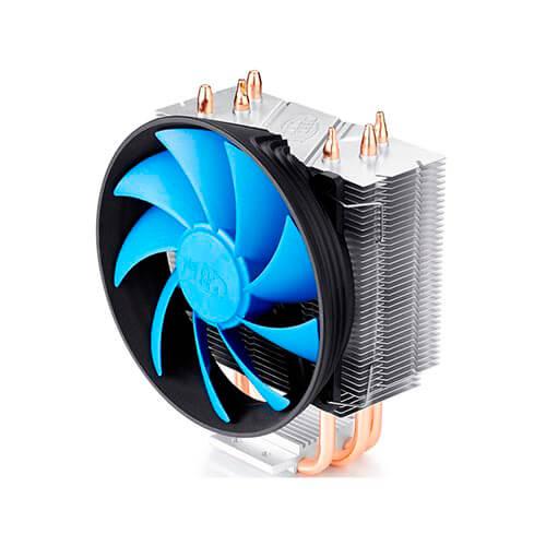 REFRIGERADOR CPU DEEPCOOL GAMMAXX 300 MULTISOCKET 130W   Quonty.com   GAMMAXX300