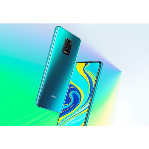 Smartphone Xiaomi Redmi Note 9s 4/64gb Aurora Blue   Quonty.com   MZB9116EU