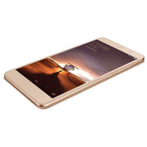SMARTPHONE XIAOMI REDMI 3S 5''HD 3GB/32GB GOLD   Quonty.com   REDMI3S-GOLD