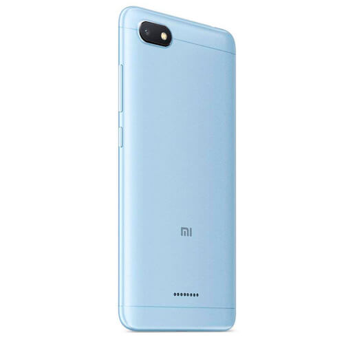 XIAOMI REDMI 6A 5,45''HD QUADCORE 2GB/16GB 4G-LTE AZUL   Quonty.com   MZB6343EU