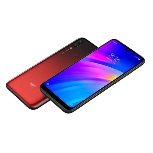 XIAOMI REDMI 7 6,26''HD+ OC 3GB/32GB 4G-LTE 8/12+2MPX RED | Quonty.com | MZB7369EU