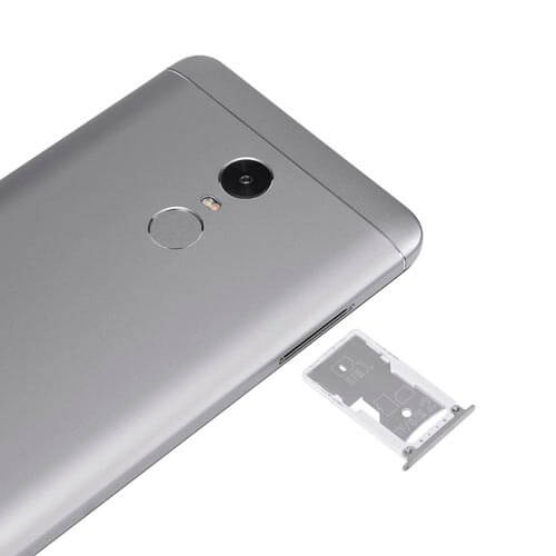 Smartphone Xiaomi Redmi Note 4 5,5''Fhd 3gb/32gb Grey   Quonty.com   MSN8953-332-GR
