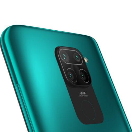 Smartphone Xiaomi Redmi Note 9 6,53&Quot; Fhd+ 4gb/128gb 4g Nfc Dualsim Green | Quonty.com | MZB9468EU