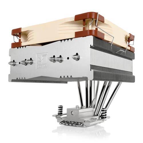 REFRIGERADOR CPU NOCTUA NH-C14S MULTISOCKET INTEL/AMD | Quonty.com | NH-C14S
