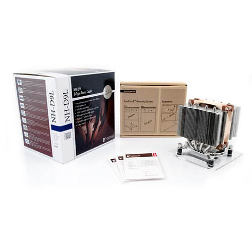 Refrigerador Cpu Noctua Nh-D9l Intel/Amd | Quonty.com | NH-D9L