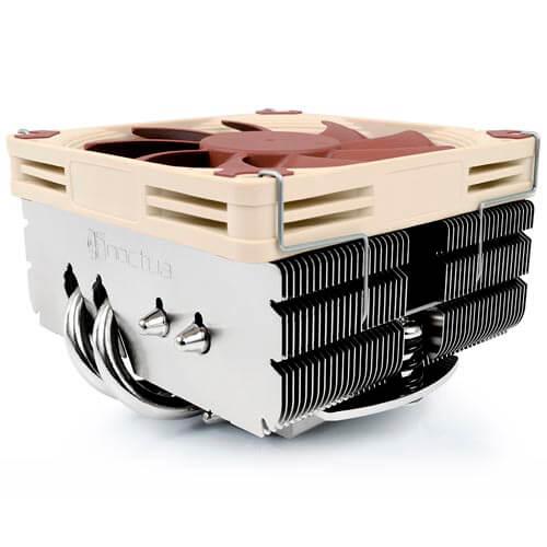 REFRIGERADOR CPU NOCTUA NH-L9X65 INTEL/AMD LP | Quonty.com | NH-L9X65