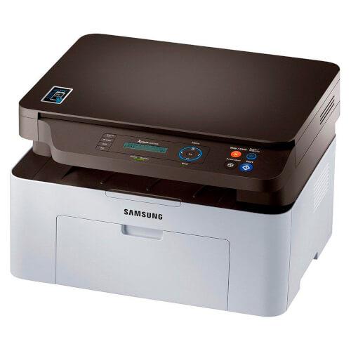 MULTIFUNCION SAMSUNG LASER MONOCROMO SL-M2070W WIFI 20PPM 1200X1200PX | Quonty.com | SL-M2070W/SEE