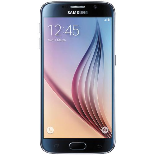 SMARTPHONE SAMSUNG GALAXY S6 G920F 5.1''IPS OCTACORE 3GB/32GB 4G 5/16MPX 1SIM A NEGRO   Quonty.com   SM-G920FZKATPH