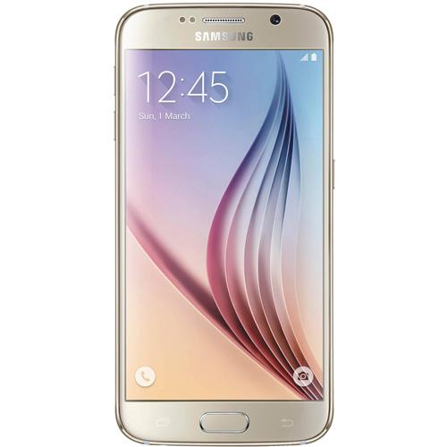 SMARTPHONE SAMSUNG GALAXY S6 G920F 5.1''IPS OCTACORE 3GB/32GB 4G 5/16MPX 1SIM A GOLD   Quonty.com   SM-G920FZDATPH