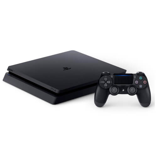 Consola Sony Playstation 4 Slim 500gb Negra   Quonty.com   PS4 SLIM 500GB BLACK