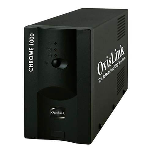 SAI 1000VA OVISLINK INLINE   Quonty.com   CHROME1000E