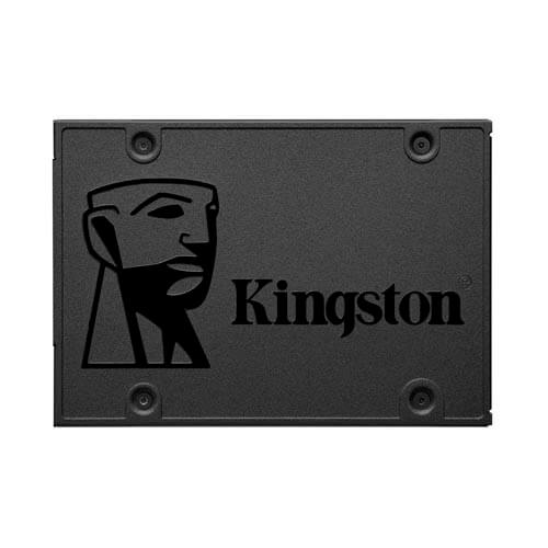 Disco Duro Ssd Kingston 2.5'' 480gb Sata3 A400 | Quonty.com | SA400S37/480G