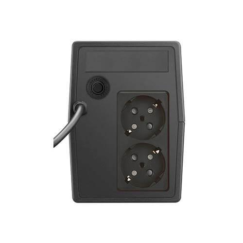 SAI 800VA COOLBOX GUARDIAN NEGRO | Quonty.com | SAICOOGDN800