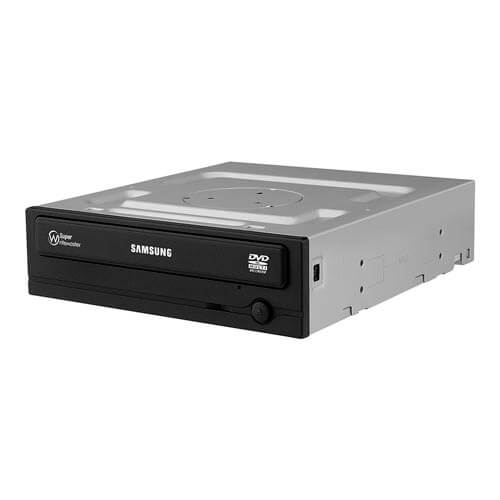 REGRABADORA DVD SAMSUNG SH-224GB SATA NEGRA BULK | Quonty.com | SH-224GB-BEBE