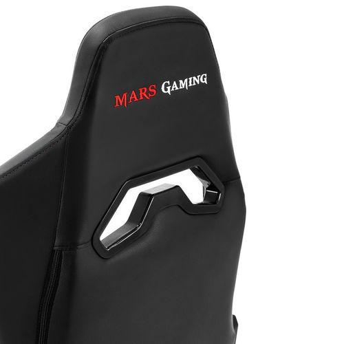Silla Gaming Mars Mgc3 Negra | Quonty.com | MGC3BK
