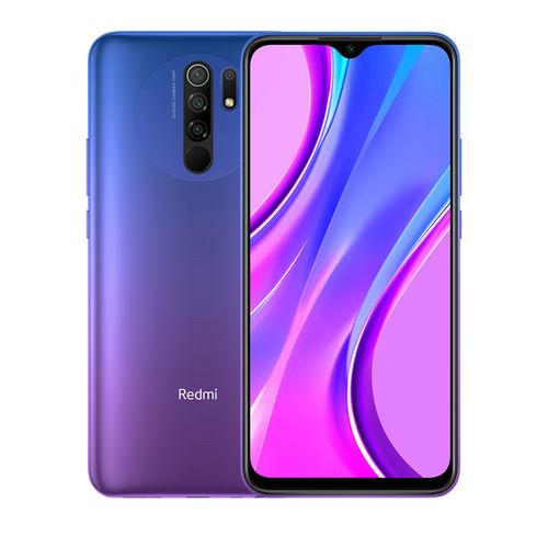 Smartphone Xiaomi Redmi 9 6,53&Quot;Fhd+ 3gb/32gb 4g Nfc Dualsim A10.0 Purple   Quonty.com   MZB9702EU