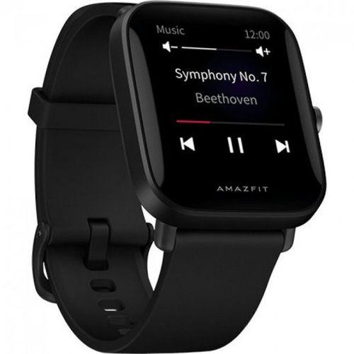 Smartwatch Xiaomi Amazfit Bip U Black | Quonty.com | W2017OV1N