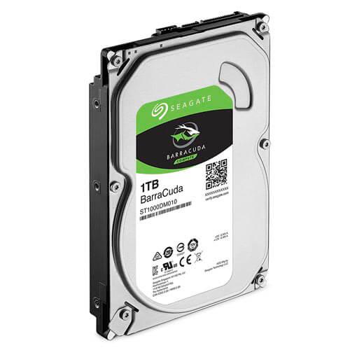 HDD SEAGATE 3.5'' 1TB 7200RPM 64MB SATA3 DESKTOP BARRACUDA | Quonty.com | ST1000DM010