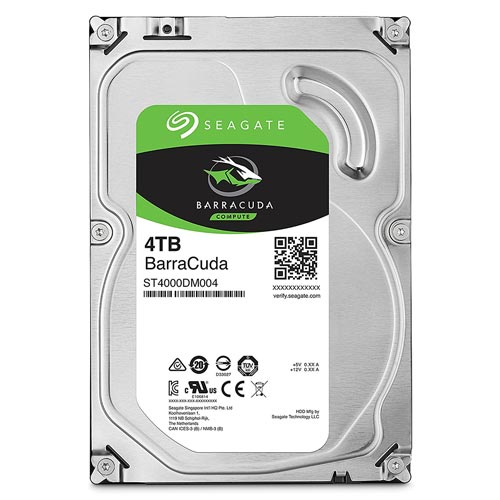 Hdd Seagate 3.5'' 4tb 5900rpm 256mb Sata3 Desktop | Quonty.com | ST4000DM004