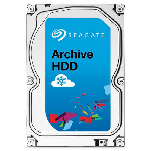 HDD SEAGATE 3.5'' 8TB 5900RPM SATA3 128MB ARCHIVE HDD | Quonty.com | ST8000AS0002