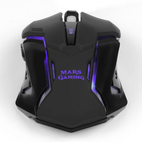 Ratón Mars Gaming Mrm0 4000 Dpi Usb   Quonty.com   MRM0