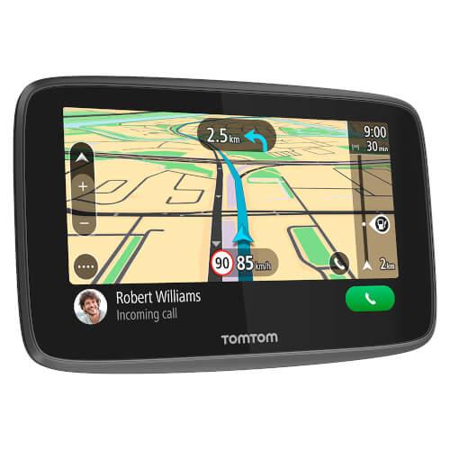GPS AUTOMOVIL TOMTOM GO 620 6'' EUROPA GRATIS DE POR VIDA | Quonty.com | 1PN6.002.03