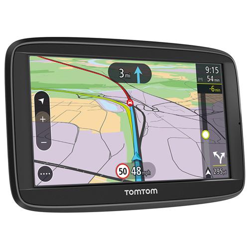 GPS AUTOMOVIL TOMTOM VIA 52 5'' EUROPA GRATIS DE POR VIDA | Quonty.com | 1AP5.002.01
