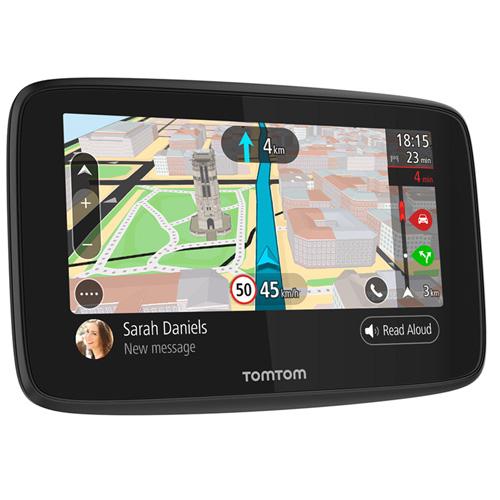 GPS AUTOMOVIL TOMTOM VIA 62 6'' EUROPA GRATIS DE POR VIDA BLUETOOTH | Quonty.com | 1AP6.002.01