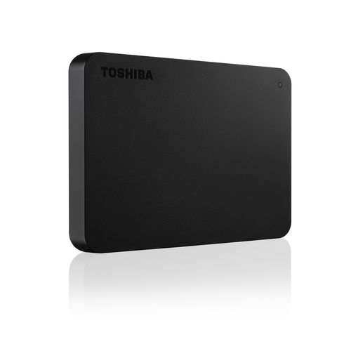 Disco Duro Externo Toshiba Canvio Basics 2tb Usb3.0 | Quonty.com | HDTB420EK3AA