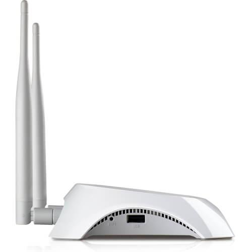 Router Inalámbrico Tp-Link Mr3420 300mbps | Quonty.com | TL-MR3420