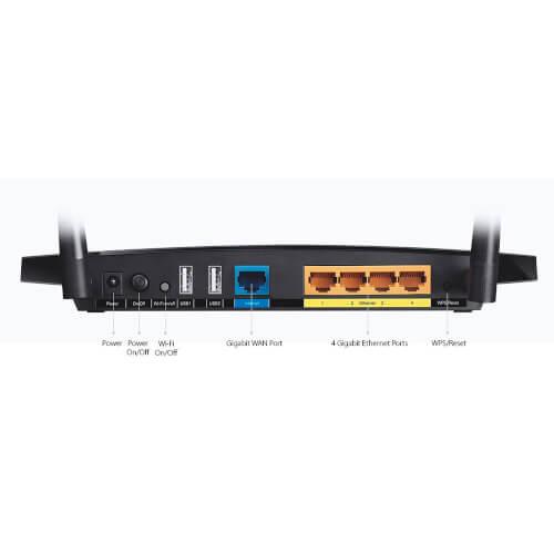 Router Gigabit Inalámbrico Tp-Link Archer C5 | Quonty.com | ARCHER C5