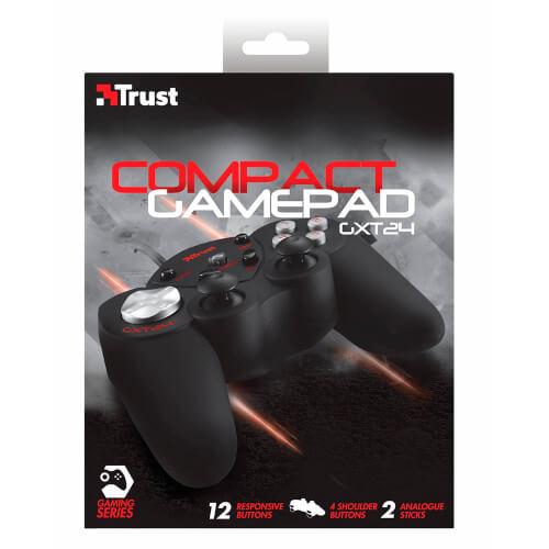 Gamepad Trust Gxt 24 Pc | Quonty.com | 17416